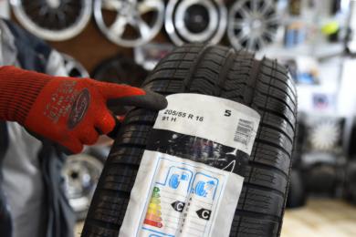 Reifen- und Felgenservice